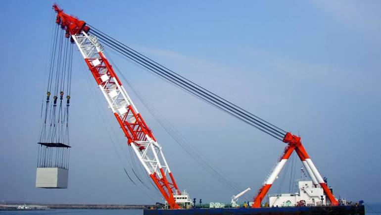 3 Things To Consider When Choosing Marine Crane Hire Sydney